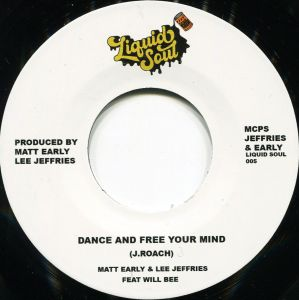 DANCE AND FREE YOUR MIND