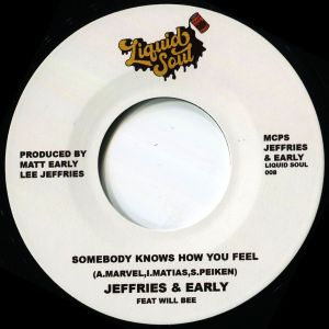 SOMEBODY KNOWS HOW YOU FEEL